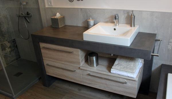 meuble salle de bain sur mesure montpellier