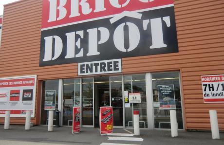 Brico Dépôt Cesson Sévigné Rennes. Magasins de Bricolage - Rennes ...