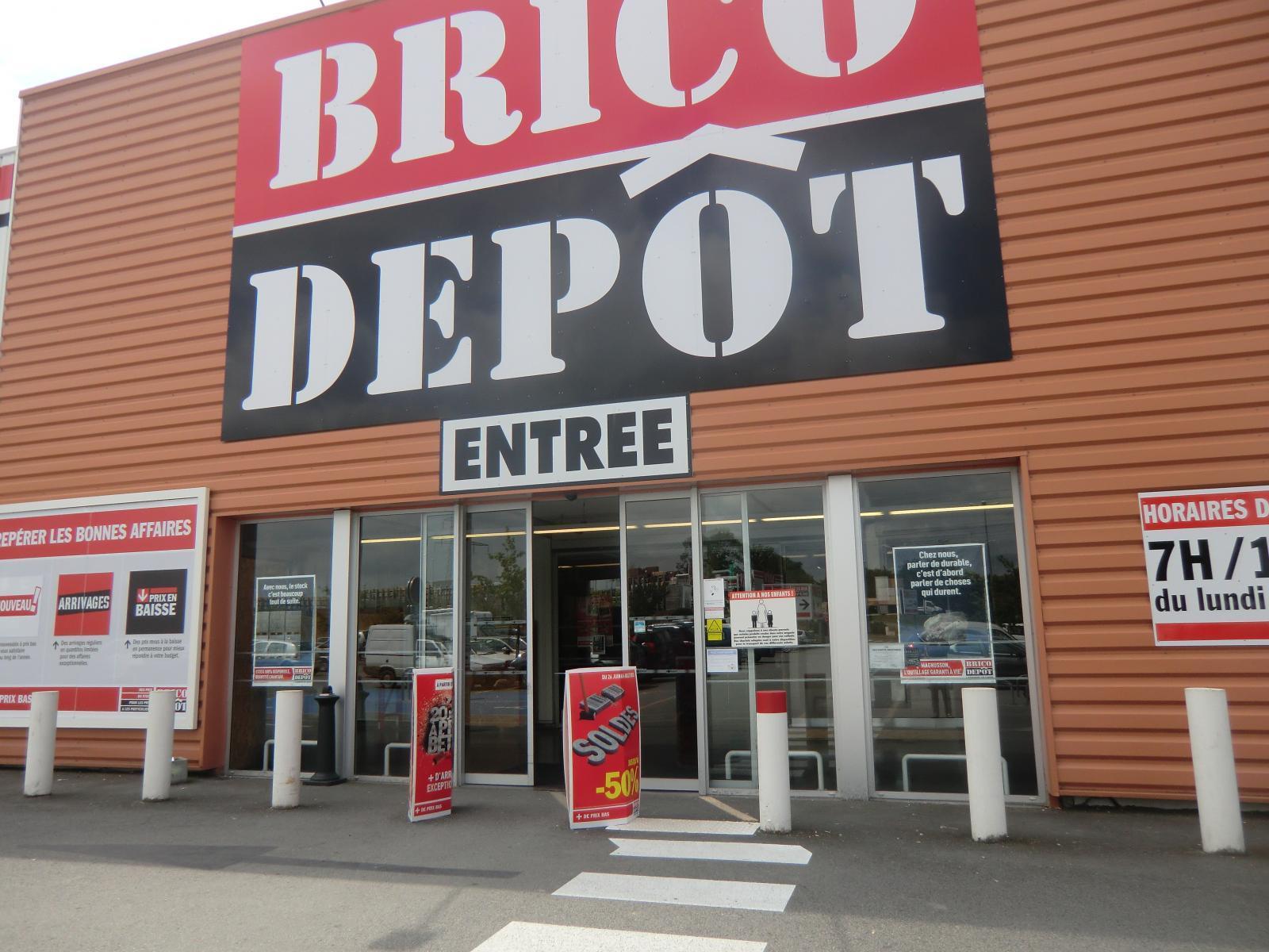 Marvelous Brico Depot Rennes Horaires #1: Brico Dépôt Cesson Sévigné : Brico Dépôt Cesson Sévigné