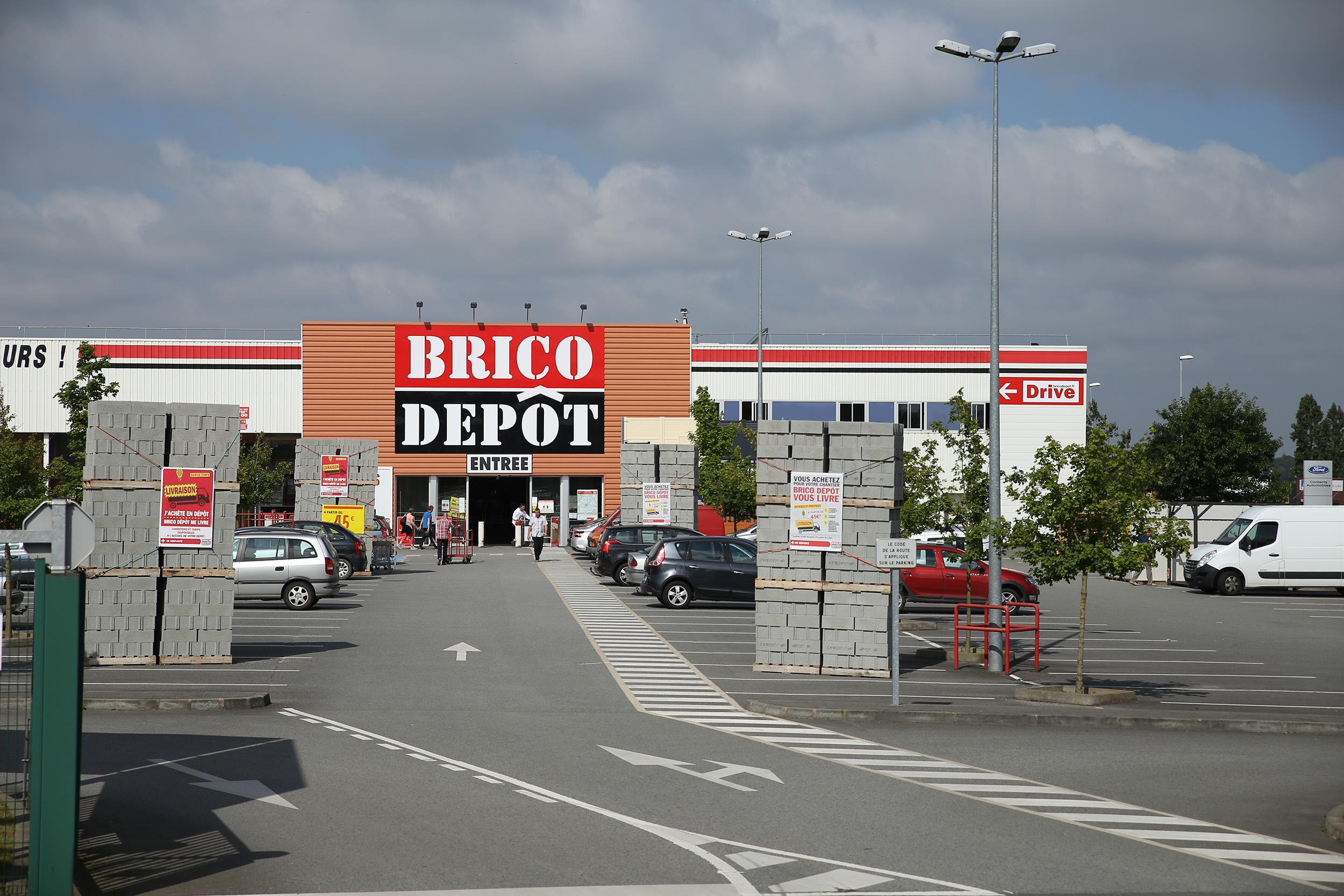 Awesome Brico Depot Rennes Horaires #10: Brico Dépôt Cesson Sévigné : Brico Dépôt Cesson Sévigné