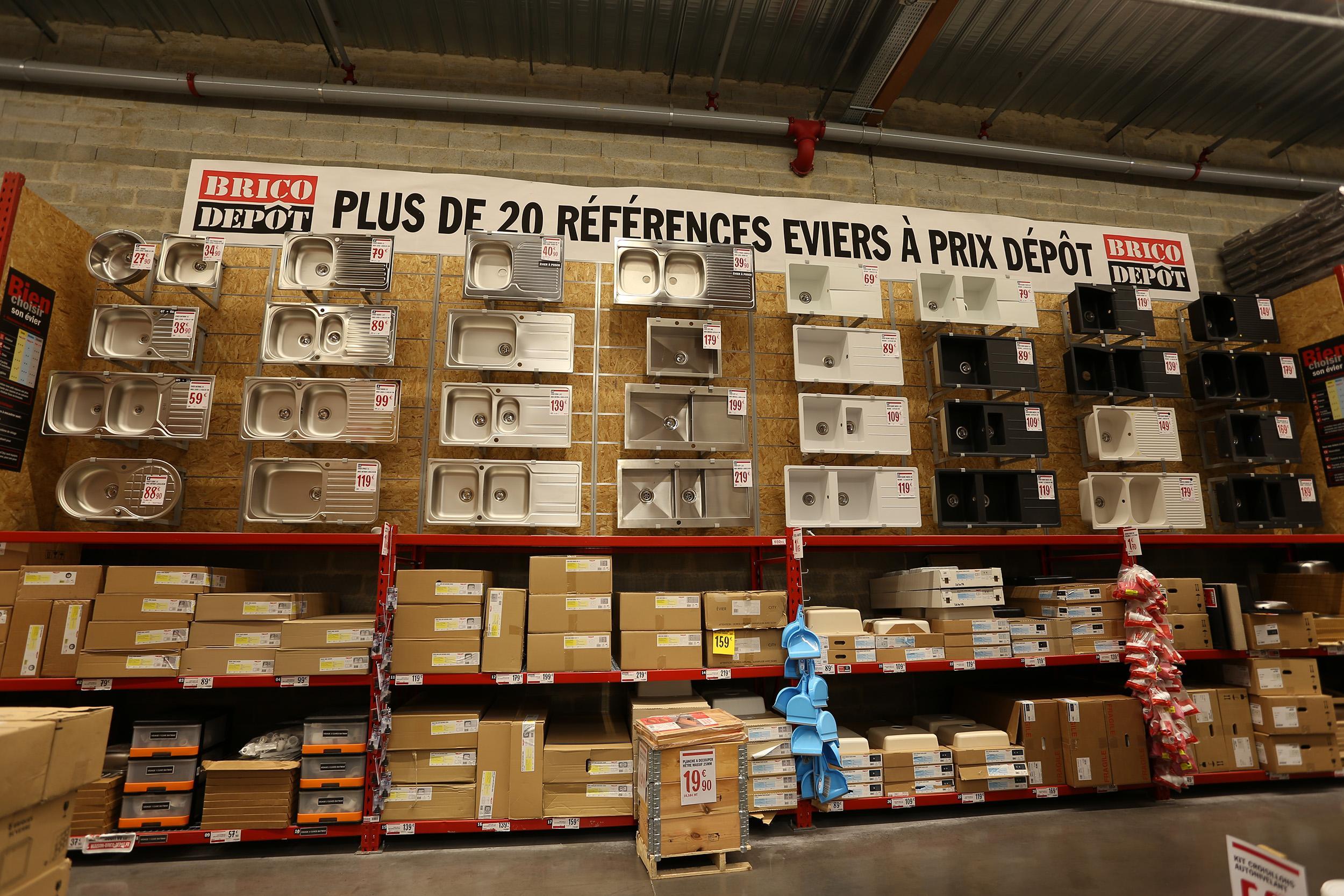 Nice Brico Depot Rennes Horaires #4: Brico Dépôt Cesson Sévigné : Brico Dépôt Cesson Sévigné